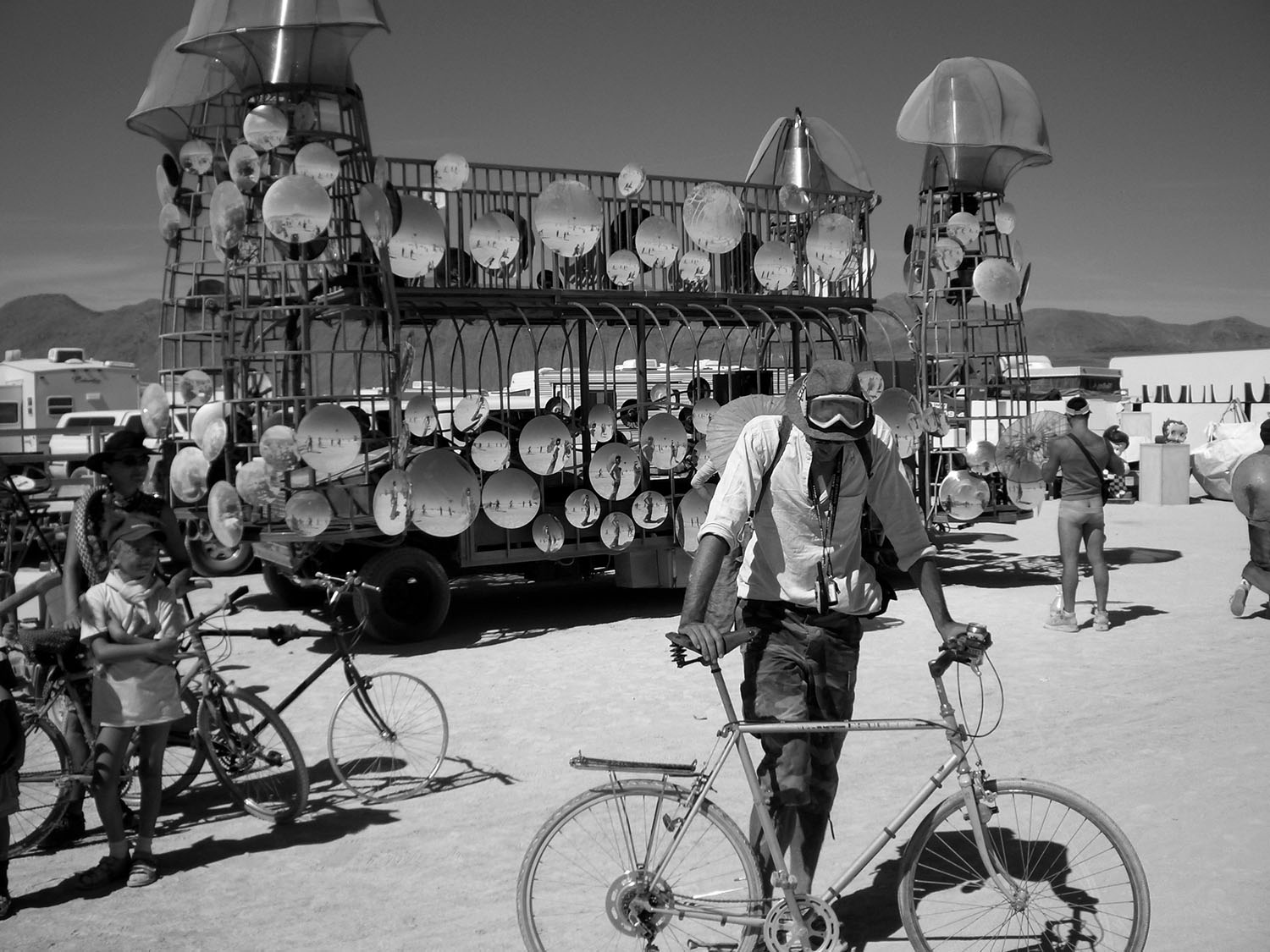 Me @ Burning Man, 2005