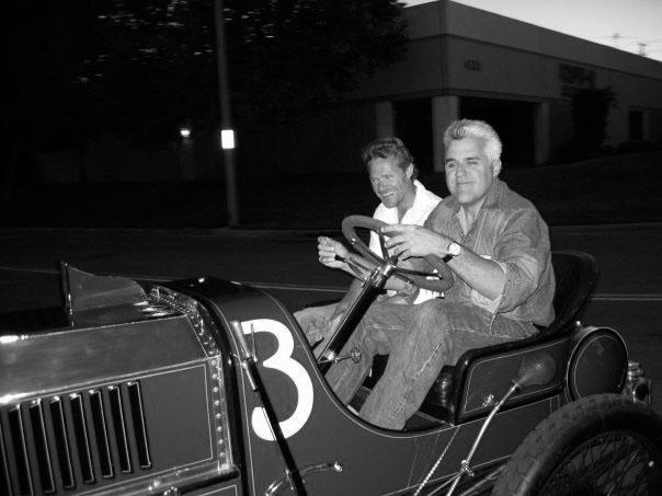 Me & Jay Leno, Van Nuys, 2005